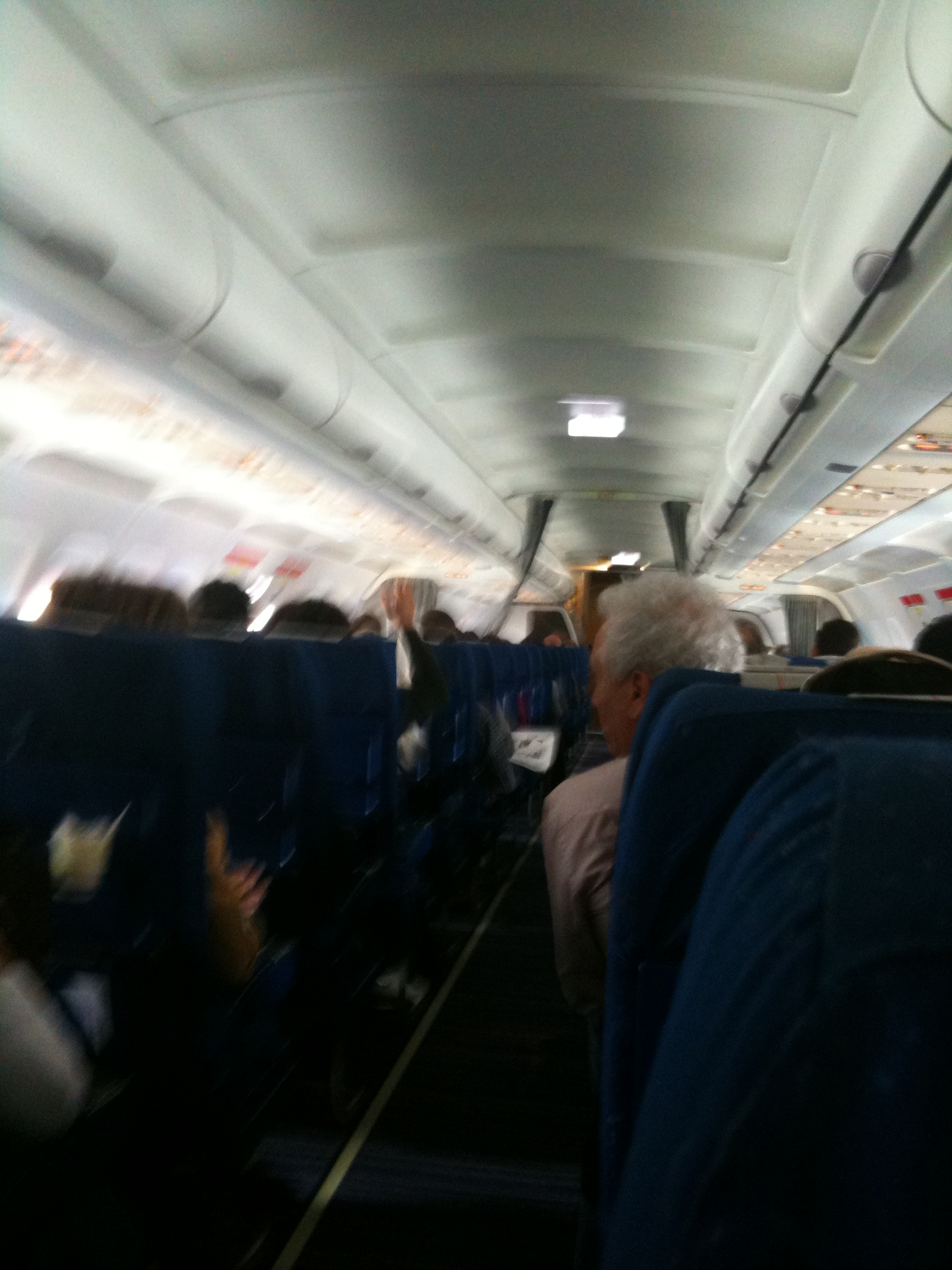 on-the-plane